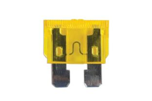 Connect 30419 Auto Blade Fuse 20 Amp-Yellow Pk 50